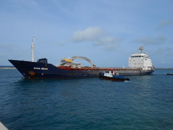 New Vessel for Bulk Export