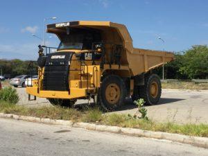 Nieuwe CAT truck 2016